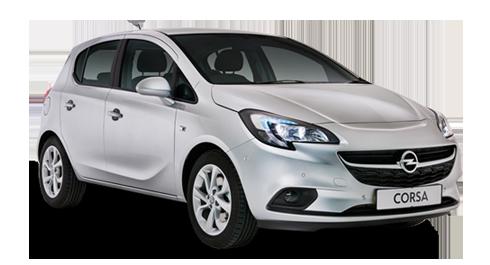 Opel Corsa Benzinli/Otomatik